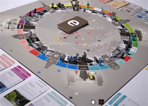 design a game board monopoly smart city edition cities next