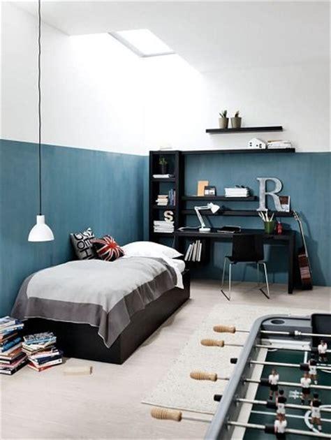 Exceptionnel Chambre De Garcon Ado #7: idee-peinture-chambre-garcon-ado-deco.jpg