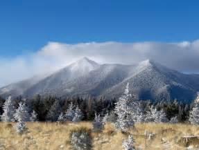 Flagstaff Snowfall flagstaff az first november snow of 2006 the clouds