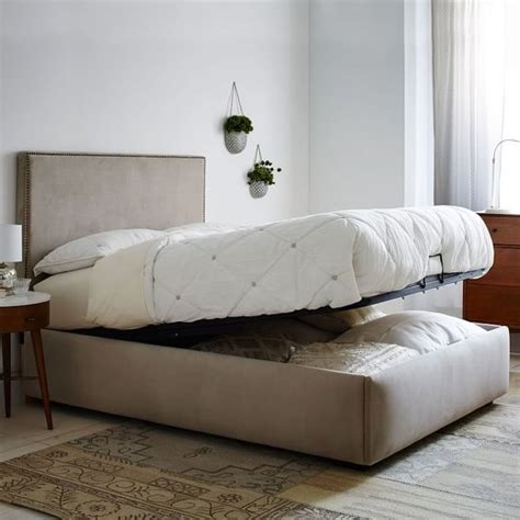 bed with hidden storage 18 secret storage spaces hiding in your home huffpost