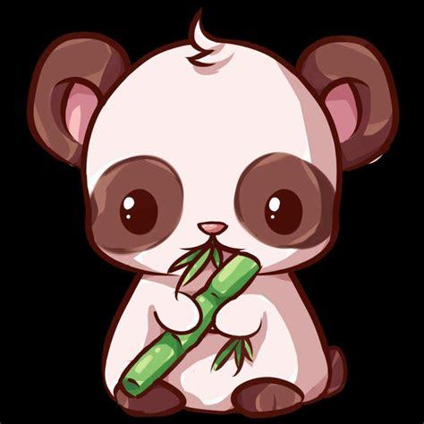 imagenes kawaii en blanco y negro pandas kawaii anime amino