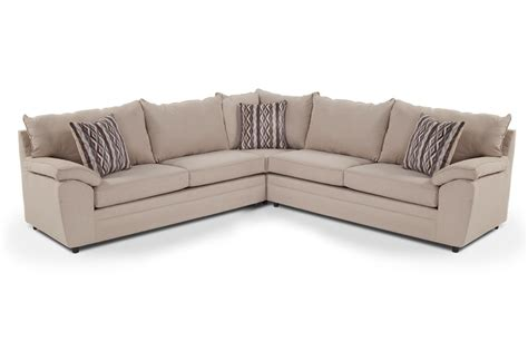 bobs sectional saturn 3 piece sectional bob s discount furniture