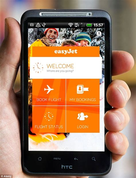 easyjet check in mobile easyjet to allow passengers to check in by taking a photo
