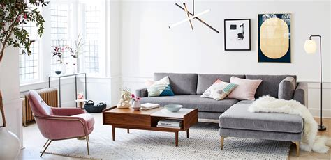 Inspiring Living Rooms - living room inspiration west elm