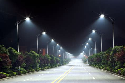 Road Lighting by Led Lighting Could Major Impact On Wildlife