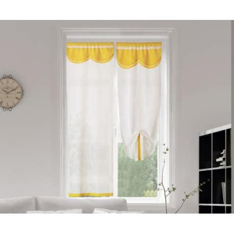 tende gialle tendine 60x150 bianche e gialle oro cantoira brico casa