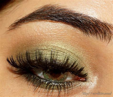 gold eye shadow corallista