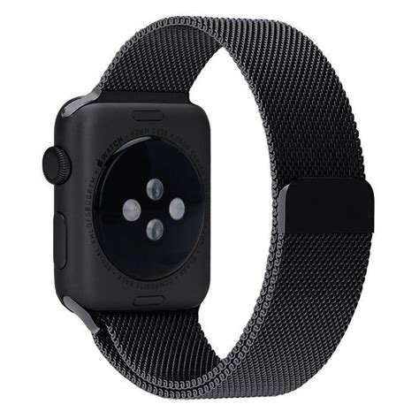 Wristband Milanese Magnet Loop Jam Band Apple 42mm 38mm apple band milanese magnetic loop getmodern
