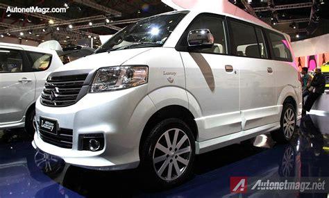 Apv Luxury by Suzuki Apv Luxury 2014 V 2 Hadir Di Iims 2014