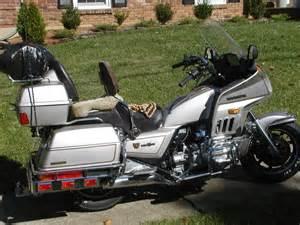 1987 Honda Goldwing 1987 Honda Goldwing Interstate Cool Bikes
