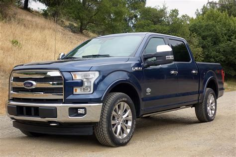 ford f150 with a plethora of options the 2017 ford f 150 starts in