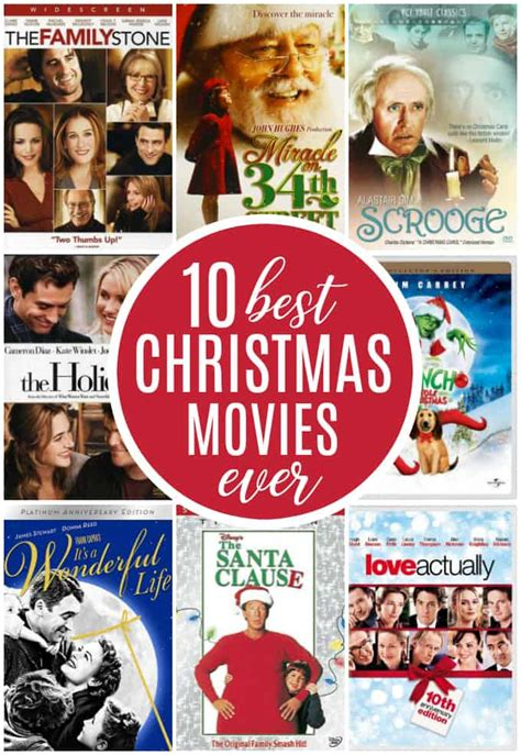 famous christmas movies 10 best christmas movies ever simply stacie