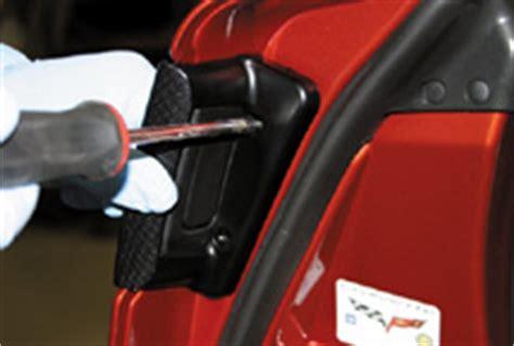 C6 Corvette Door Handle by C6 Corvette Door Handle Rear Spoiler Replacement