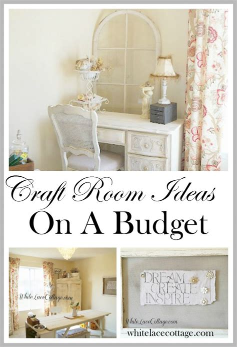 craft rooms on a budget craft room ideas budget organizing storage solutions
