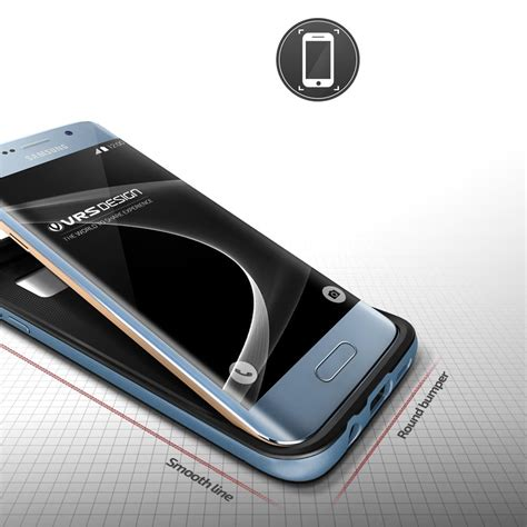 Verus High Pro Shield Samsung Galaxy S7 Edge Shine Go Berkualitas verus high pro shield skal till samsung galaxy s7 edge bl 229 themobilestore