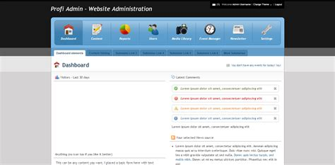 download templates for admin panel download 6 template css halaman administrator website