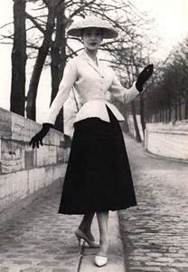 christian dior s new look 1947 the dreamstress