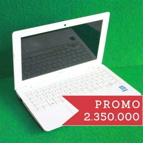 Laptop Asus X200ca Second netbook asus x200ca harga murah jual beli laptop second sparepart laptop service laptop