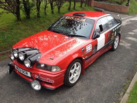 bmw rally car bmw e36 m3 tarmac rally car ebay