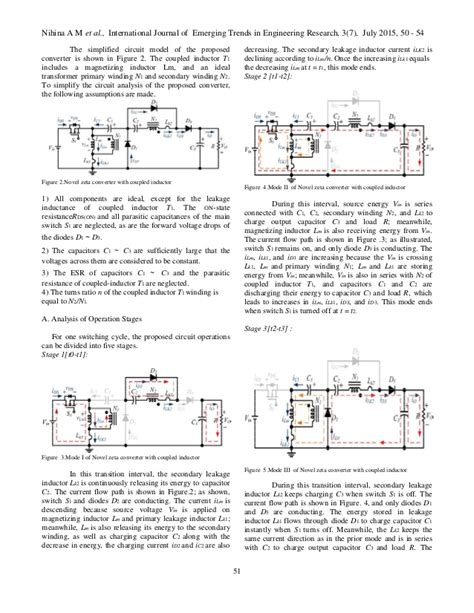 coupled inductor multiplier comparative study of zeta converter and a novel zeta converter with c