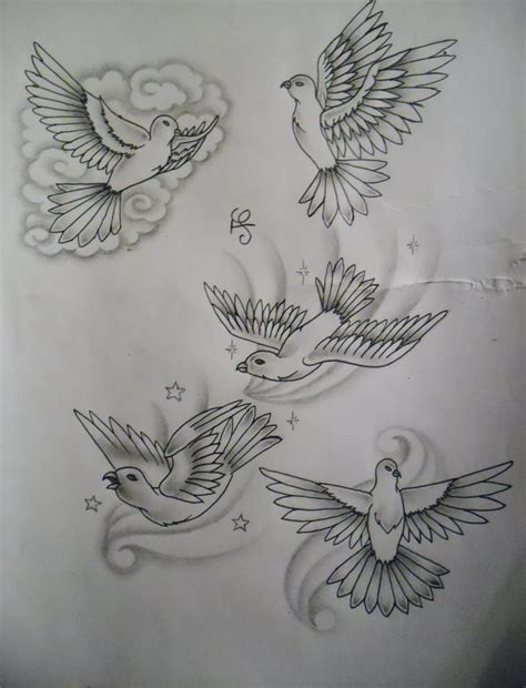 flying dove tattoo designs 8 dove design ideas and sles