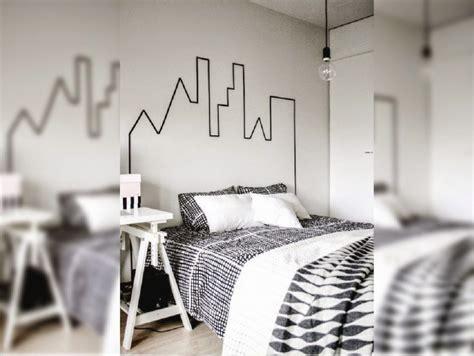 wallpaper dinding yang lagi trend cara membuat hiasan dinding kamar buatan sendiri bagus 47