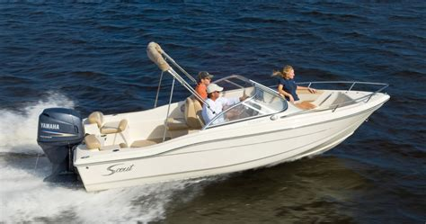 scout boats fort lauderdale scout 187 sport fish 18 feet at fort lauderdale