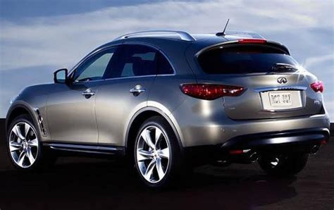 infiniti fx50 2009 infiniti fx50 information and photos zombiedrive
