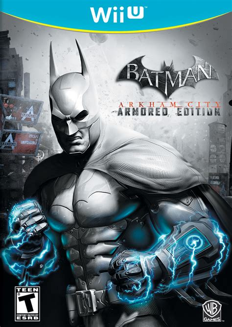 Wii U Batman Arkham City Armored Edition batman arkham city armored edition wii u ign