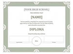 Diploma Templates by Diploma Certificate Template Diploma Certificate