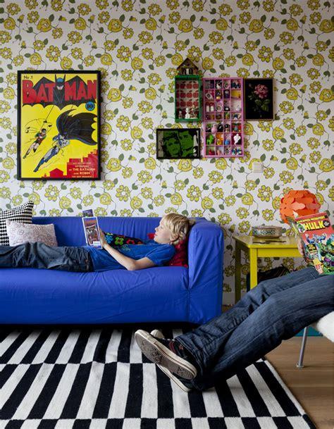 comic book wallpaper for bedroom marvel wallpaper for boy room wallpapersafari
