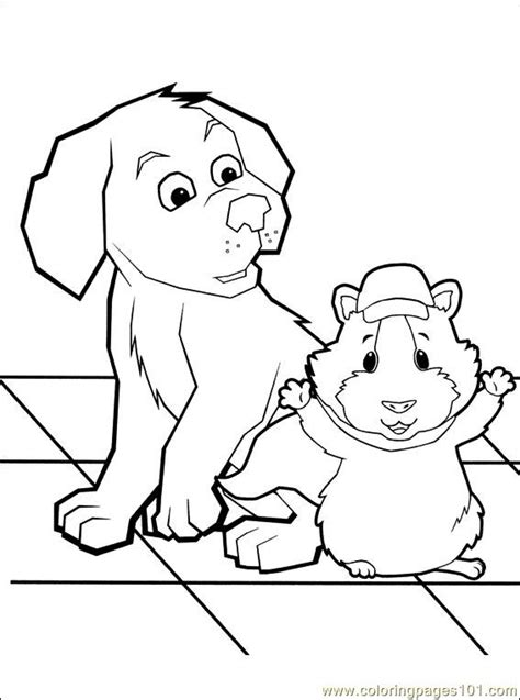 coloring pages of the wonder pets wonder pets 37 coloring page free the wonder pets