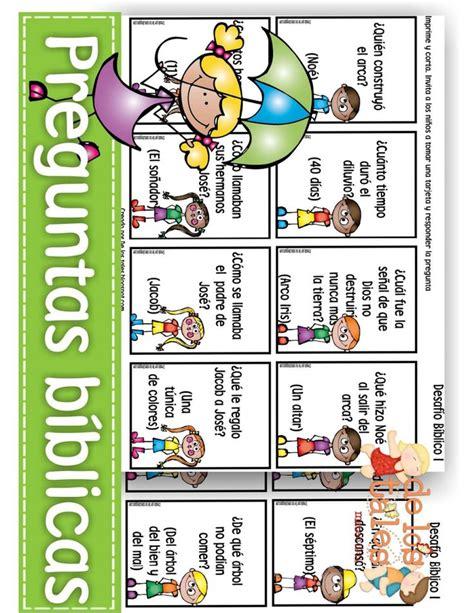 preguntas biblicas para niños catolicos las 25 mejores ideas sobre juegos de iglesia para ni 241 os en