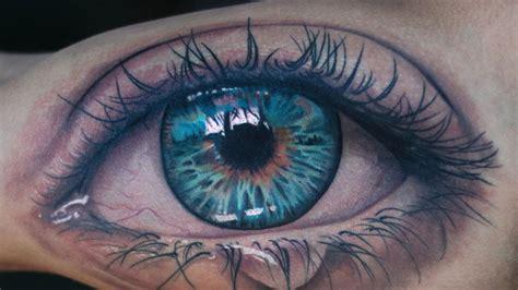 tattoo eye youtube amazing eyeball tattoos youtube