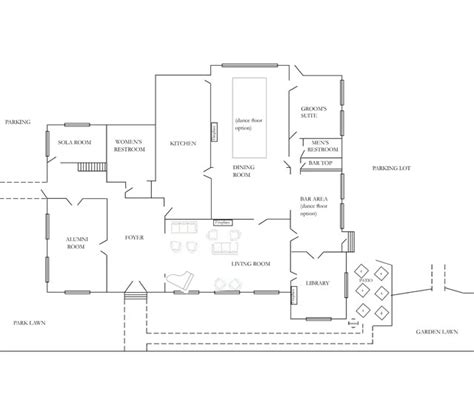 floor plan wedding wedding floor plans house plans