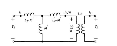 coupled inductor vs transformer coupled inductors as transformer intgckts