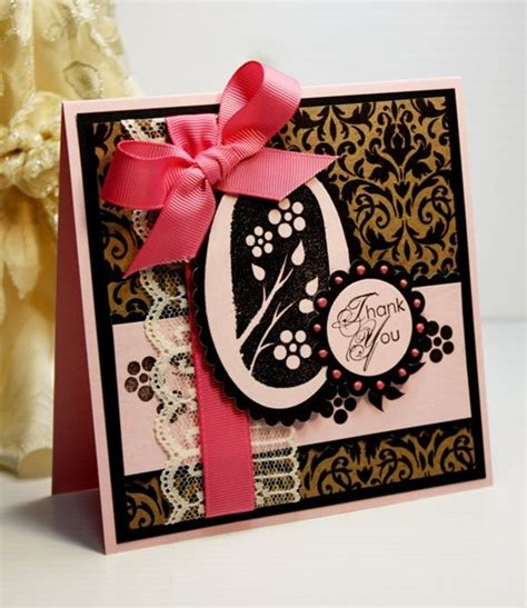 Handcrafted Greeting Card Ideas - 40 handmade greeting card designs