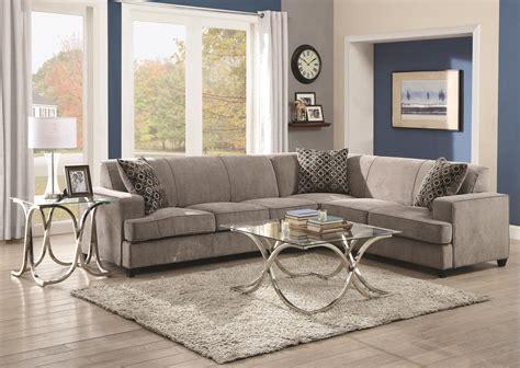 fine furniture tess  sectional sofa  corners