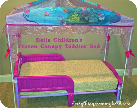 Frozen Bed Canopy Delta Children S Frozen Upholstered Chair Frozen Toddler Canopy Bed Review Giveaway Ends