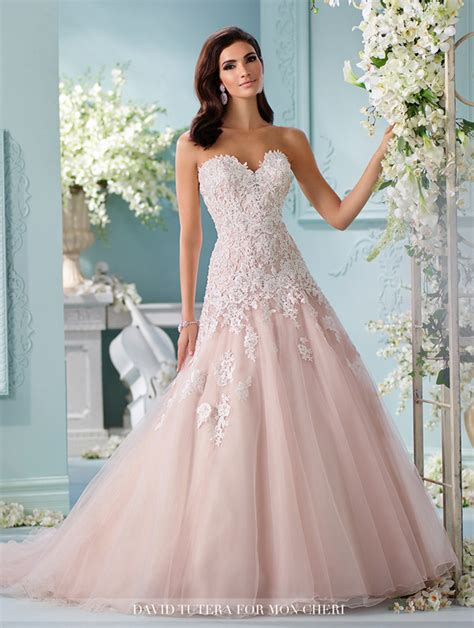 Pink Wedding Dresses Uk by Wedding Themes Archives Weddings Romantique