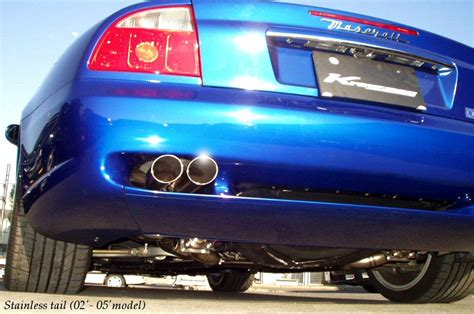 Maserati Exhaust Sound Kreissieg Maserati Coupe Spyder Cat Back F1 Sound