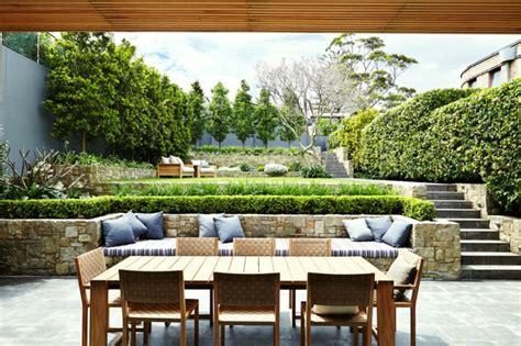terrasse hang terrasse am hang praktisch und modern gestalten 10 tolle