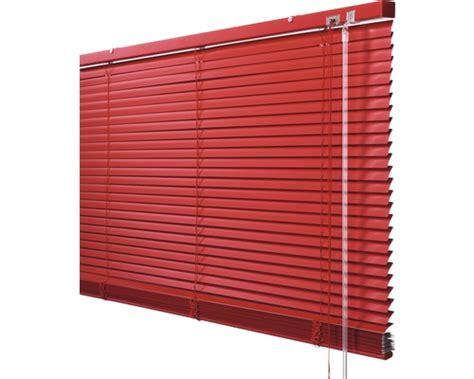 jalousie rot soluna alu jalousie 60x170 cm rot mit 20 mehr lamellen