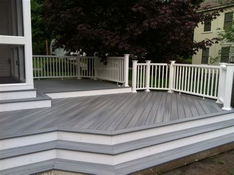 best decking material 83 best terrasse composite composite deck images on