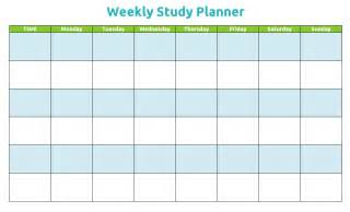 Study Timetable Template by Study Schedule Template 5 Free Templates Schedule