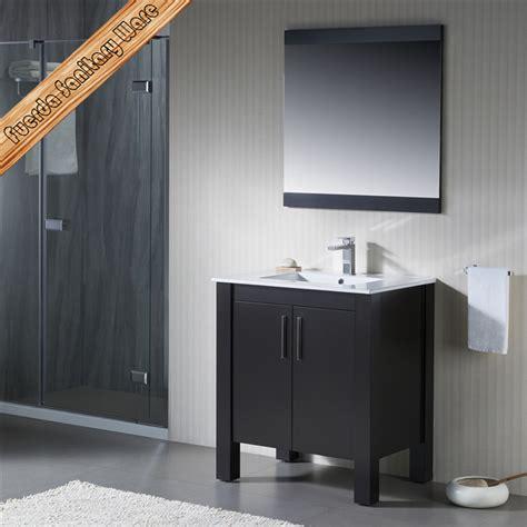 wooden oak solid wood bathroom furniture cabinet buy