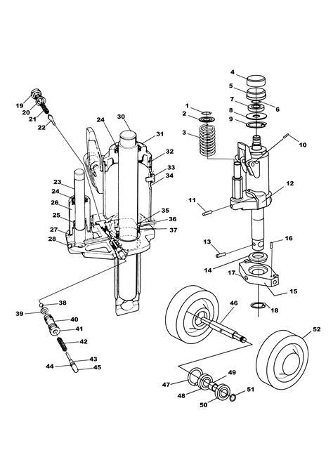 floor l parts diagram excellent hydraulic floor parts diagram photos best