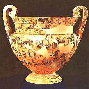 antichi vasi funebri origini etrusche chianti gli insediamenti etruschi nel