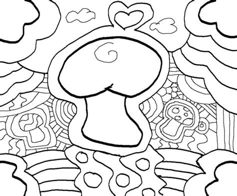 Coloring Pages Trippy Coloring Home Trippy Printable Coloring Pages