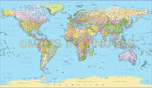 To Scale World Map by World Map With Scale Images